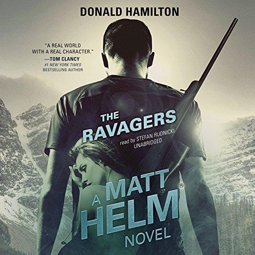 The Ravagers  Audiolibri