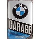 Nostalgic-Art 24003 BMW - Garage, Blechschild 40x60 cm