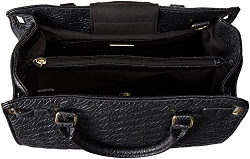 Rosetti Madeline Double Handle Satchel Donna Ecopelle Black