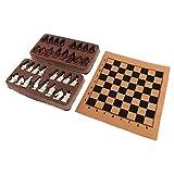 Fenteer Chinesisches Terrakotta-Armee Schach Spiel für Erwachsene Oder Kinder - M