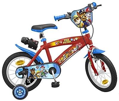 TOIMS Paw Patrol Bicicleta de Niño de PIKDW