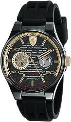 Scuderia Ferrari Speciale Analog Black Dial Mens Watch-0830457