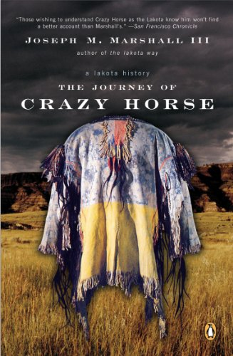 The Journey of Crazy Horse: A Lakota History (English Edition)
