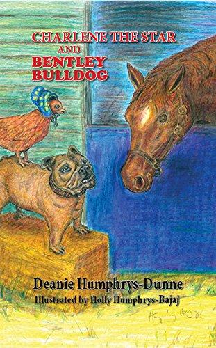 Charlene the Star and Bentley Bulldog