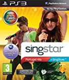 Singstar Portugal Hits PS3