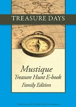 Mustique Treasure Hunt: Family Edition (Treasure Hunt E-Books from Treasuredays Book 11) by [Frazer, Andrew, Frazer, Luise]