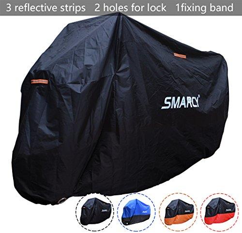 65b939ac337 Smarcy Funda Protector para Moto, Cubierta para Moto / Motocicleta  Resistente al Agua a Prueba