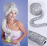 Cuffia Phon Termica Casco Portatile Asciugacapelli Professionale Parrucchiere