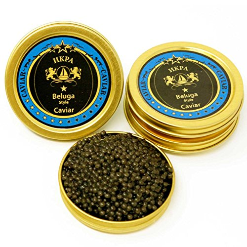 Beluga Caviar Premier (Amur Beluga Stör) TOPSELLER (30g)