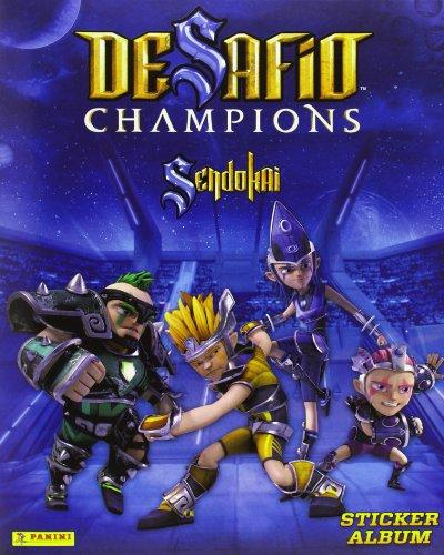Álbum Cromos Desafío Champions Sendokai