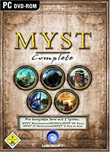 Myst Complete 1-5 (PC)
