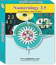 Numerology 3.5 ( Language Hindi , English ) Astrology Software (CD)
