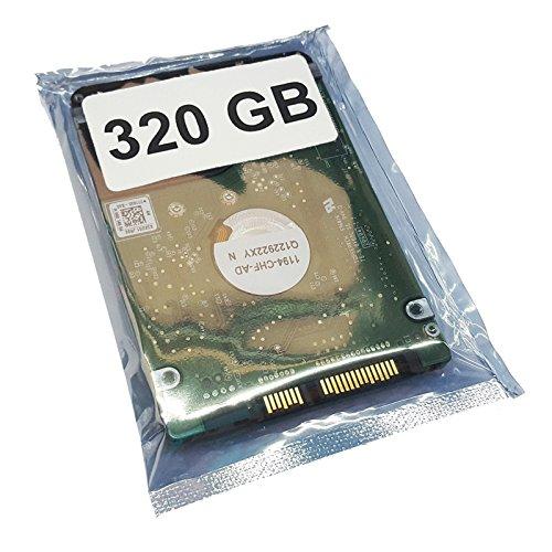 320GB HDD Notebook Festplatte 2,5