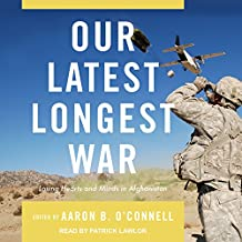 OUR LATEST LONGEST WAR       M