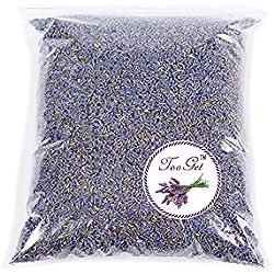TooGet duftende Lavendel Buds Bio Getrocknete Blumen machen, Ultra Blau Grade - 1/2 Pound