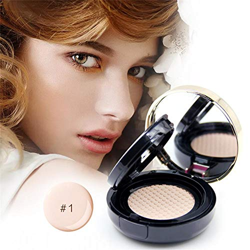 Mitlfuny Beauty Makeup,Makeup Liquid Foundation feuchtigkeitsspendende Wasserdichte Concealer Air Cushion BB ()