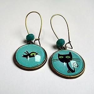 Ohrringe, Die Katze Lothaire und sein Freund