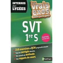 Interros des Lycées SVT 1re S