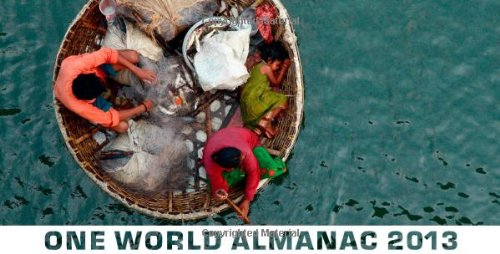 2013 Amnesty One World Almanac (Desk Diary) (One World Calendars)