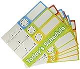 Best Scholastic Amis Fournitures - Les enseignants ami TF-5405 Horaire Cartes Pocket Chart Review