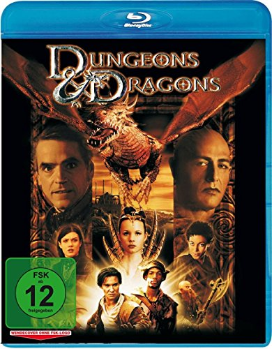 Dungeons & Dragons [Blu-ray]