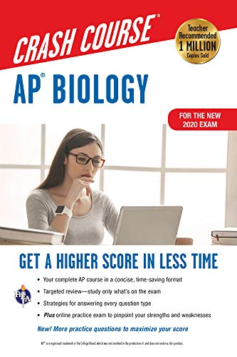 AP Biology Crash Course: Get a Higher Score in Less Time