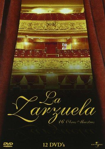 Pack Zarzuelas [DVD]