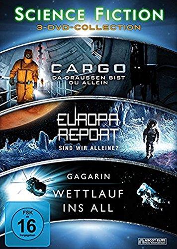 Sci-Fi-Box (3 DVD-Collection) Cargo - Da draußen bist du allein / Gagarin - Wettlauf ins All / Europa Report