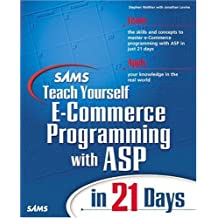 [(Sams Teach Yourself e-Commerce Programming with ASP in 21 Days)] [by: Eric Richardson]