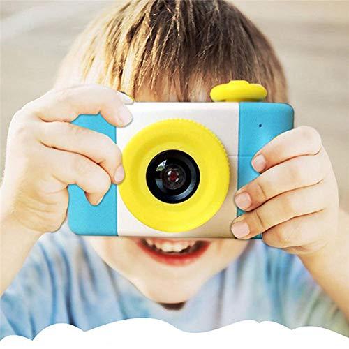 """AOLVO Fotoapparat Digitalkamera Kinder - Digitalkamera Kindertauglich mit Wiederaufladbare Batterien 1,5"""" Display SD Card 5 Megapixel - Digitalkamera für Spielzeug Geschenk Ab 6 Jahre"""