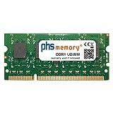 PHS-memory 512MB RAM mémoire pou...