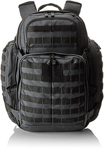 5.11 Tactical FTL58602026 Coltello a Lama Fissa, Unisex – Adulto, Nero, Taglia Unica