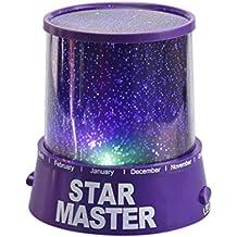Hansee Proiettore DLP, Romantic Colourful Cosmos Star Master LED proiettore