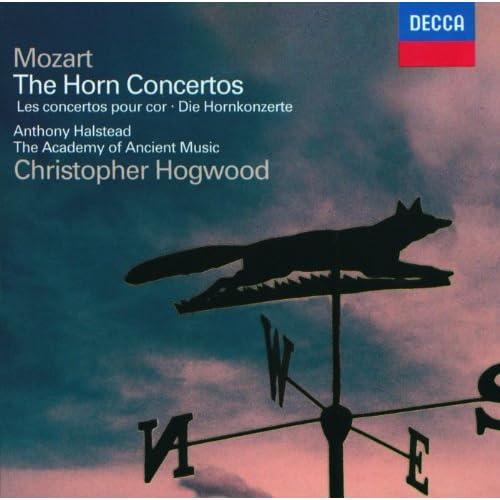 Mozart: Horn Concerto No.3 in E flat, K.447 - 1. Allegro