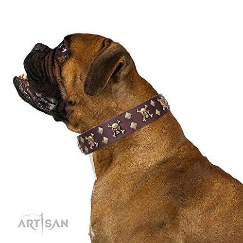 fdt-artisan-collier-en-cuir-avec-laiton-plaque-decorations-jolly-roger