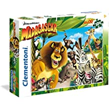 Clementoni 23694 - Puzzle Maxi Madagascar, 104 Pezzi