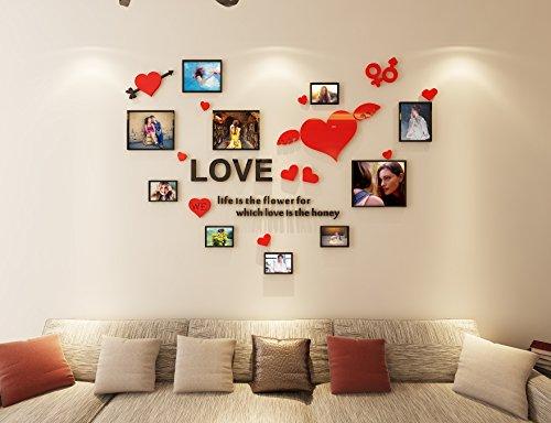 Rabatt Esszimmer-möbel (Alicemall 3D Wandaufkleber Butterfly Stereo Wandaufkleber Abnehmbare Wohnzimmer Schlafzimmer Kinderzimmer Sofa Hintergrund Wandtattoo Möbel (Typ 2))