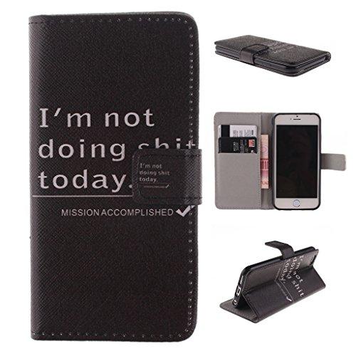 Nutbro [iPhone 6S Plus] 6S Plus Case,PU Leather iPhone 6S Plus Case,iPhone 6S Plus Phone Case,iPhone 6S Plus Phone Cover Case PU Leather Case Wallet for iPhone 6S Plus ZZ-6Splus-33