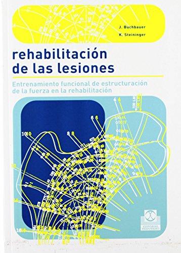 REHABILITACIÓN DE LAS LESIONES. Entrenamiento funcional de la fuerza en la rehabilitación (Bicolor) (Medicina) de J. Buchbauer (28 feb 2005) Tapa blanda