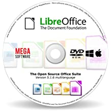LibreOffice - Una alternativa a Microsoft Office Professional, Word, Excel 2003, 2007, 2010, 2013, 2016, Office 365 Student, Home, Pro