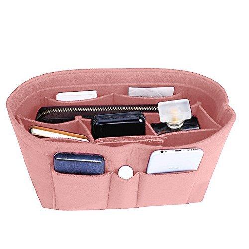 80cb9666b9cb Felt Insert Bag Organizer Bag In Bag For Handbag Purse Organizer
