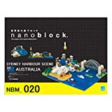 nanoblock NBM020 Sydney Harbour Toy, Multi-Colour