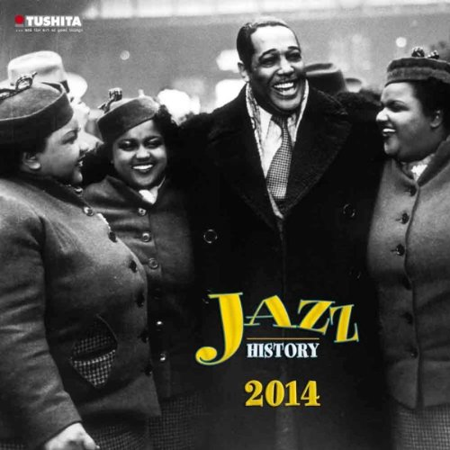 Jazz History 2014 (Media Illustration)