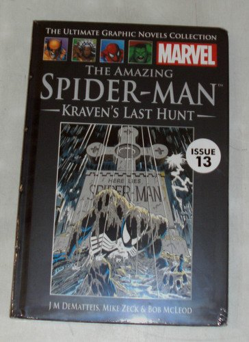 The Amazing Spider-man: Kraven's Last Hunt (Official Marvel Graphic Novel Collection issue 13)