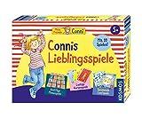 KOSMOS Spiele 697761 - Connis Lieblingsspiele