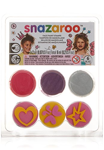 Snazaroo Schminkfarben Set