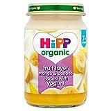 HiPP Bio-Frucht Duet Mango & Banane mit Joghurt 160g