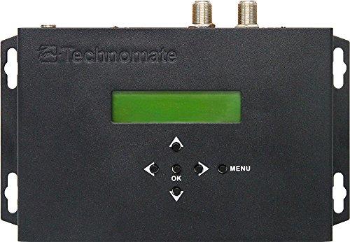 Technomate TM-RF HD HDMI RF Modulator 2017 Ir-modulator