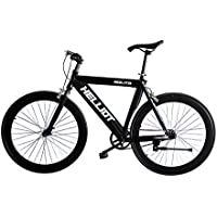 BIKIGHT Move By Bike Adjustable Black Aluminum Surfboard Rack Bicycle Surfboard