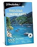 WONDERBOX Caja Regalo para San Valentin -Tres DÍAS con Encanto- 3.800 estancias Rurales para Dos Personas